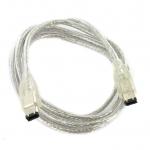 Кабель FireWire IEEE1394, 6pin/6pin