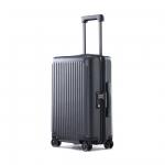 "Чемодан, NINETYGO Thames Luggage 20"", 6972125144942, 40л, Черный"