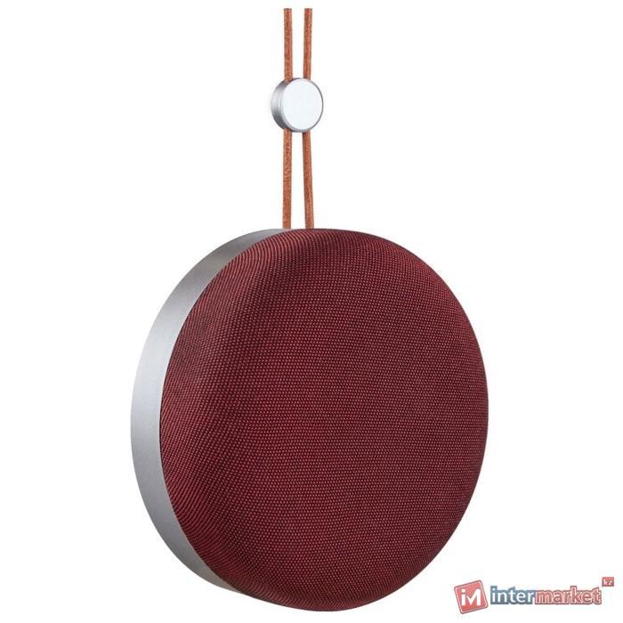 Колонки Rombica MySound Capella (1.0) - Red, 5Вт, 180Hz-18kHz, Bluetooth, MicroSD