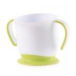 Кружка Happy Baby на присоске Baby cup with suction base Grass