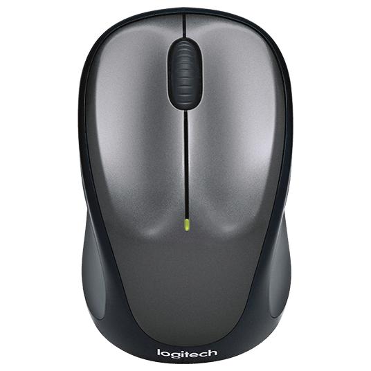 Беспроводная мышь L910-002201 LOGITECH Wireless Mouse M235 - EMEA - COLT MATTE