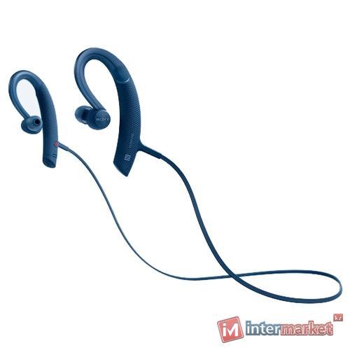 Наушники Sony MDR-XB80BS (синий)