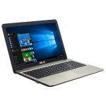"Ноутбук ASUS (Intel Pentium N3710 1600 MHz/15.6""/1366x768/2Gb/500Gb HDD/DVD нет/Intel HD Graphics 405/Wi-Fi/Bluetooth/DOS)"