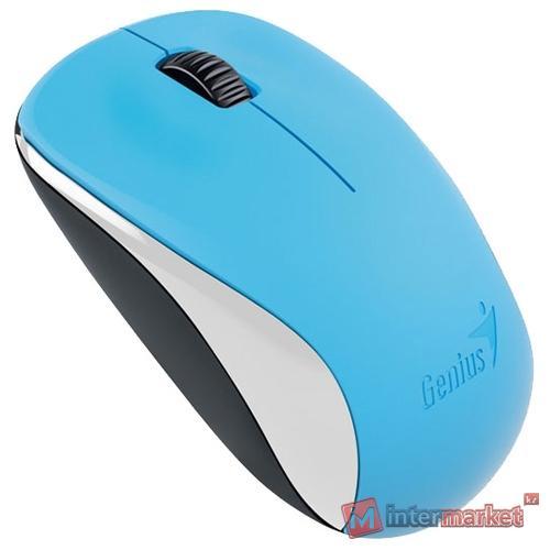Мышь Genius NX-7000 Blue USB