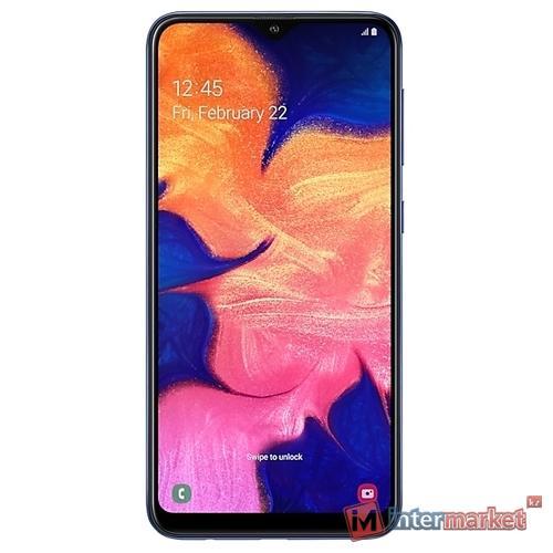 Смартфон Samsung Galaxy A10 Blue